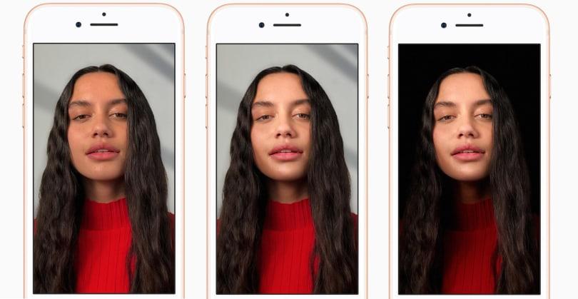 Apple's new iPhones use AI 'Portrait Lighting' to improve shots
