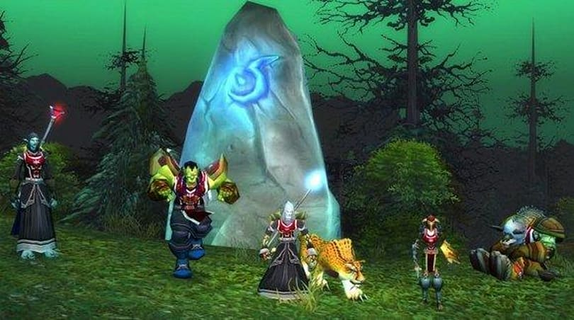 The BlizzCon Meeting Stone is no more