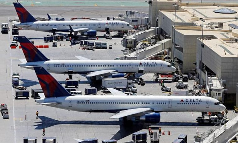 You may be able to make in-flight calls next year, but not on Delta