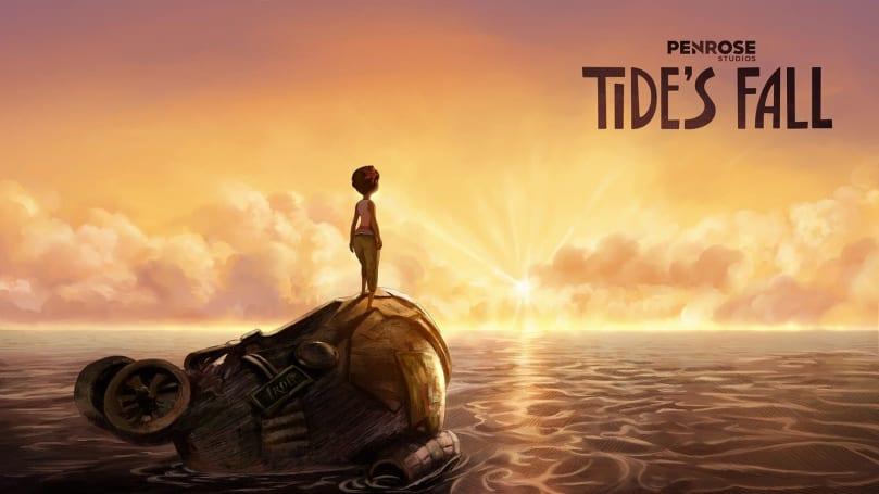 Alicia Vikander turns 'Tide's Fall' into a VR masterpiece