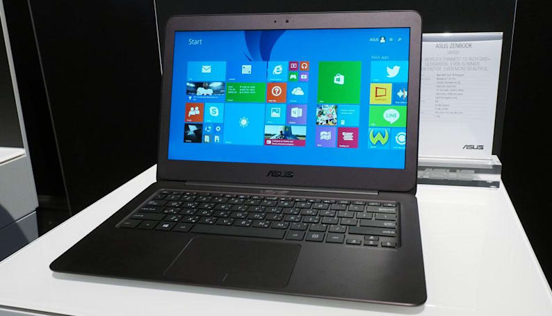 ASUS' super thin UX305 laptop will be a relative bargain in the US