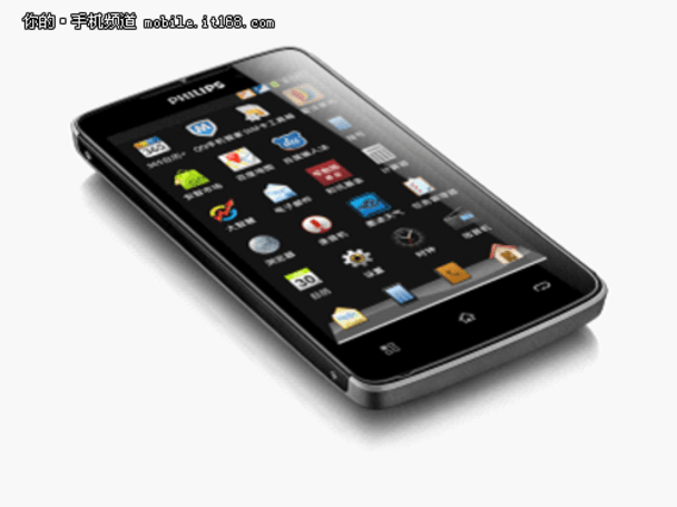 Philips W732 Android 4.0 smartphone coming to China, has 2,400mAh battery for extended web surfing