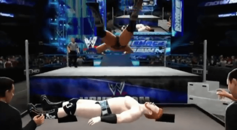 Leaked WWE 13 trailer shows off slams, jams and a Nov. 1 2012 release date