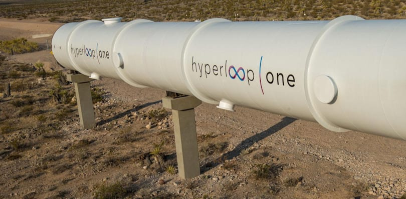 Has Hyperloop One bitten off more than it can chew?
