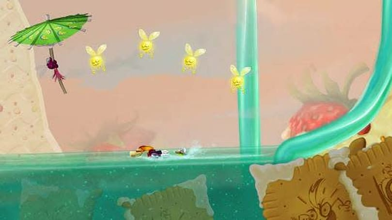 PSA: Fiesta your eyes on the new Rayman runner, out row