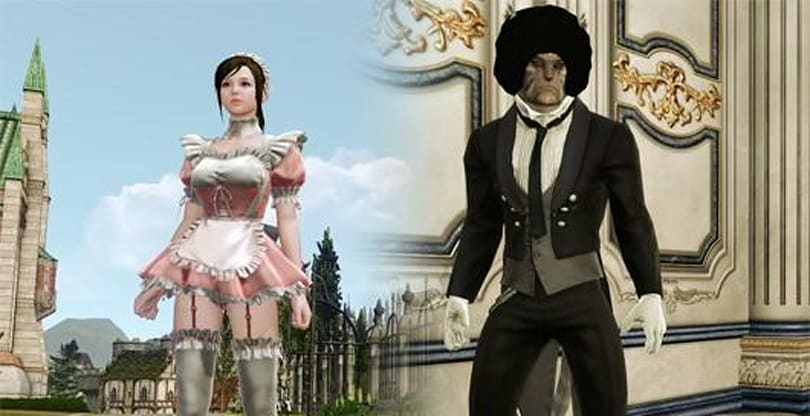 New ArcheAge video showcases new outfits and riding shotgun