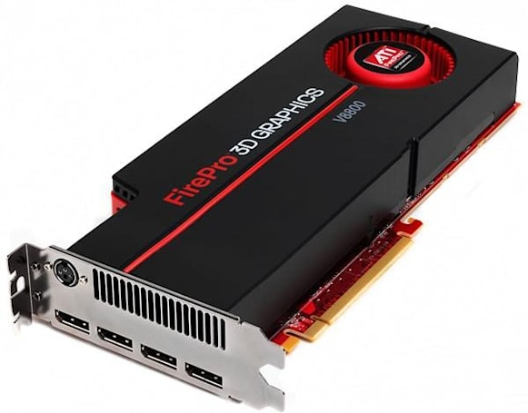 ATI FirePro V8800 takes Cypress core into workstation woods, emerges victorious
