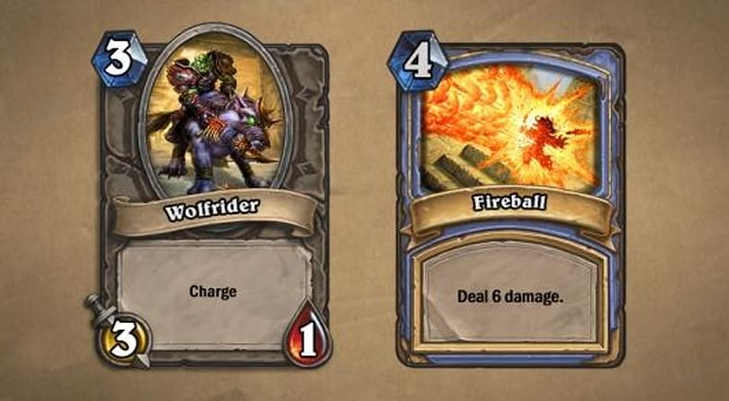 Blizzard serves up some Hearthstone tips