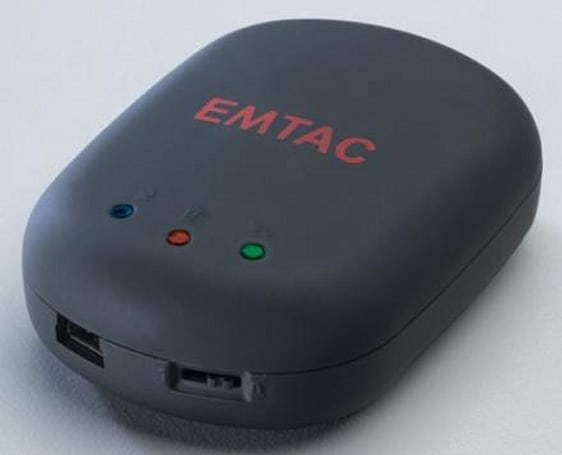 Emtac's new mini-S3 Bluetooth GPS receiver is smallest yet