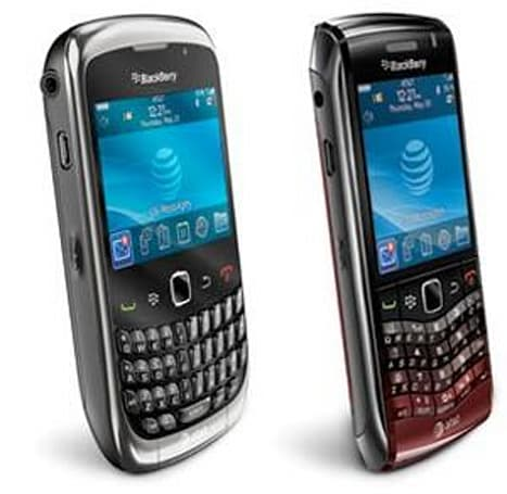 AT&T welcoming BlackBerry Curve 3G and Pearl 3G to the fold later this year