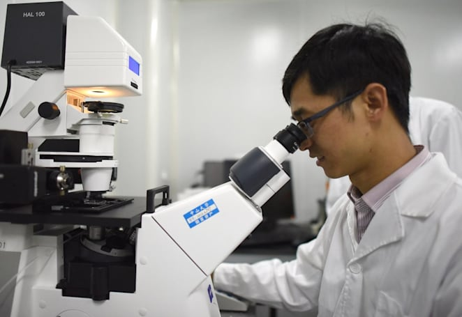 China completes first human trial with CRISPR-edited genes