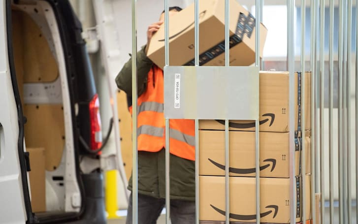 Amazon confirms the first known COVID-19 case in a US warehouse