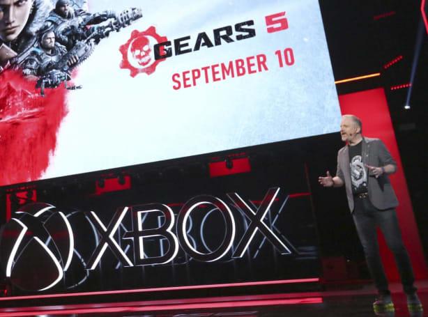 'Gears of War' boss Rod Fergusson leaves to take over 'Diablo'