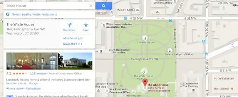 Google Maps: offensive search results came from 'online discussions'