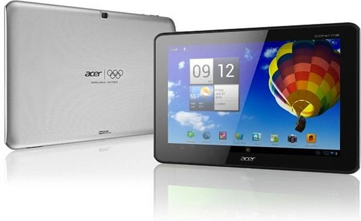 Acer Iconia A510 Olympic Tab now on sale in the UK for £349, gold medal not included