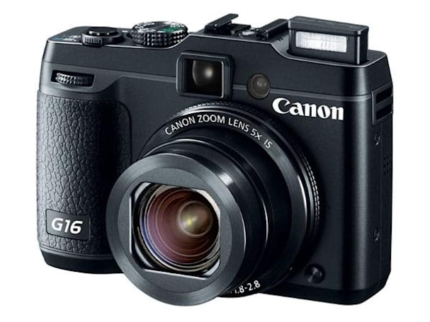 Canon intros PowerShot G16, S120, SX170 IS, SX510 HS point-and-shoot cameras