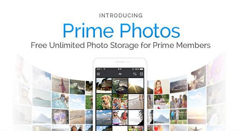 Amazon giving Prime Members unlimited cloud photo storage