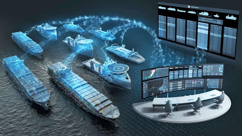 Rolls-Royce teams up with Intel to build autonomous ships