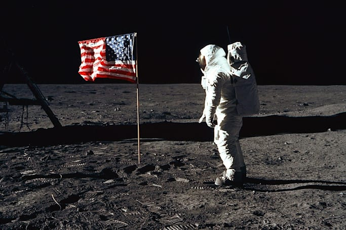 Did Frankenstein go to the Moon?