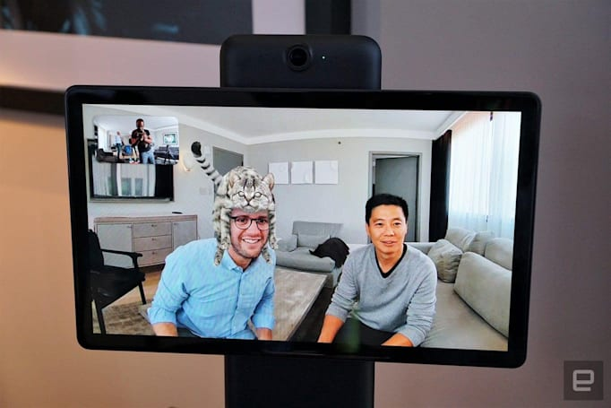 Facebook is reportedly making a video chat camera for your TV