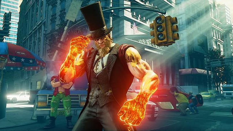 'Street Fighter V: Arcade Edition' gains Sagat and newcomer G