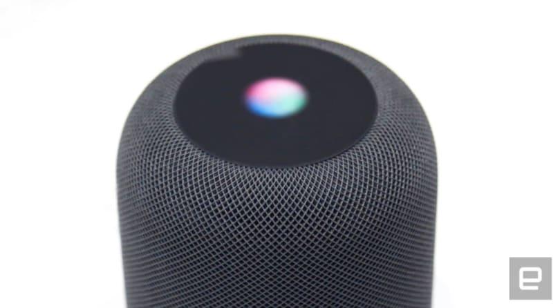 Apple delays HomePod smart speaker until early 2018