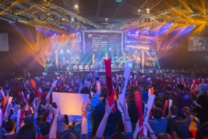 Gay, transgender players restricted in 'League of Legends' tourney (update)