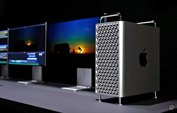 Apple will reportedly manufacture its $6,000 Mac Pro in China