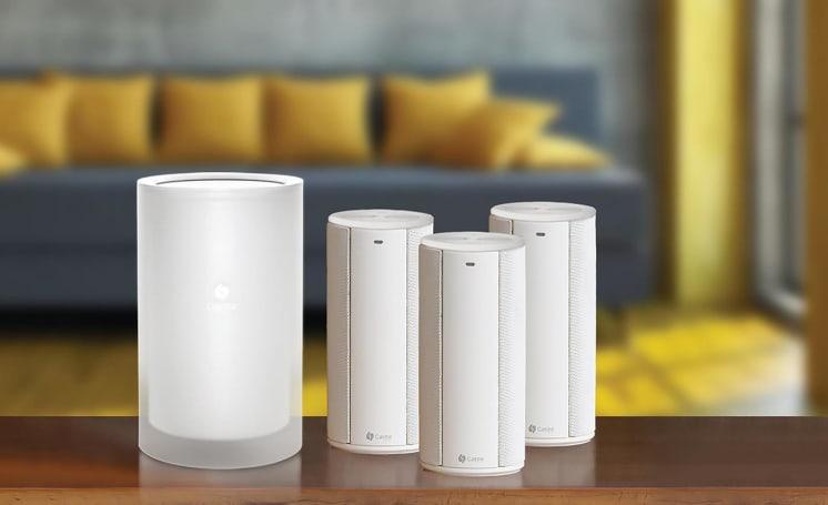 Cassia Hub handles multi-room audio with any Bluetooth speakers