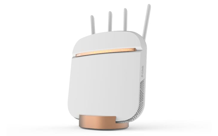 D-Link's latest router uses 5G for super fast home broadband