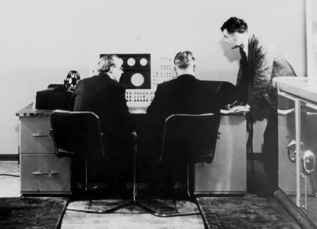 Alan Turing's groundbreaking synthesizer music restored
