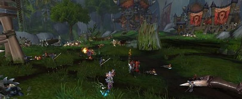 Lichborne: Leveling tips for death knights in Pandaria