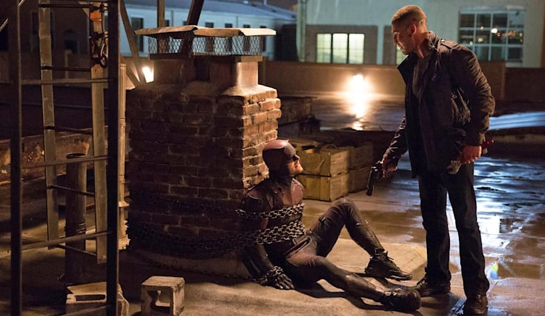 What's on your HDTV: 'Daredevil,' 'Pee-Wee' and March Madness