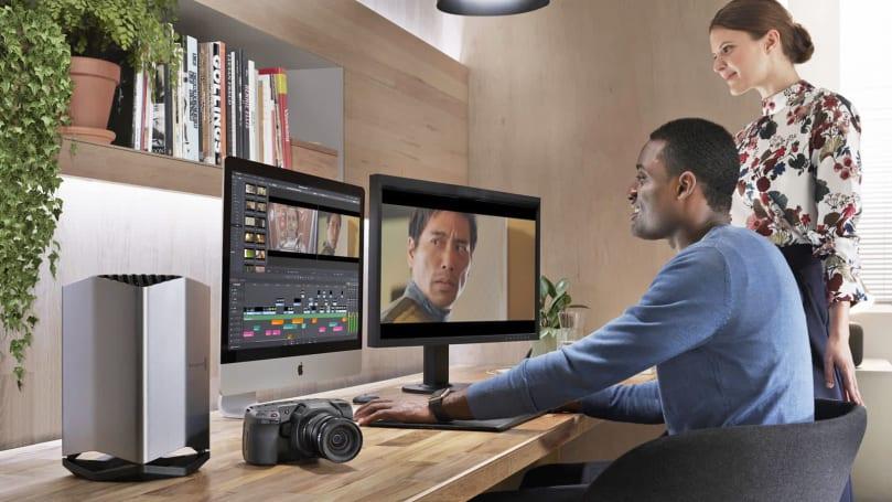 Blackmagic's Mac-friendly eGPU Pro adds Vega 56 power for $1,199