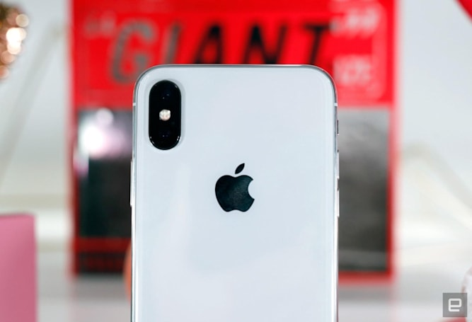 Apple faces camera patent lawsuit over iPhone 8 Plus and iPhone X
