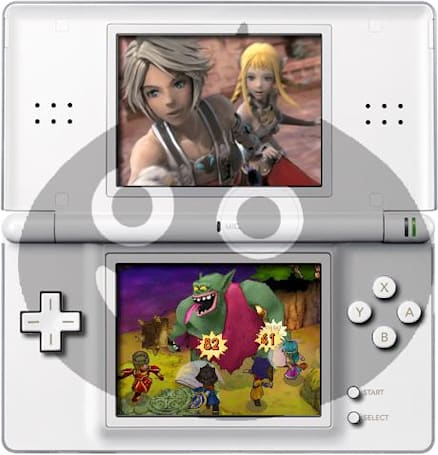 Square Enix in your pocket: DS edition