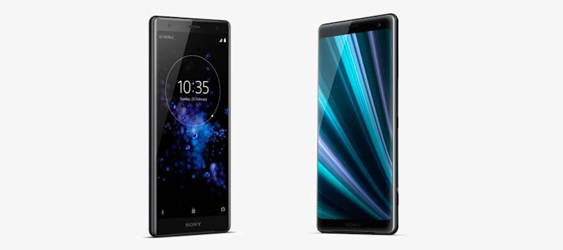 The Sony Xperia XZ3 vs. the XZ2: What's changed?