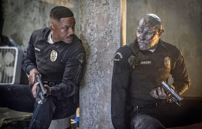 Netflix confirms the expected 'Bright' sequel is on its way
