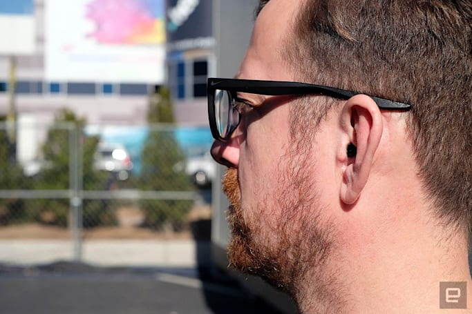 Eargo Neo is a hearing aid you might actually want to wear