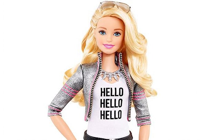 Interactive Barbie is your kids' future BFF