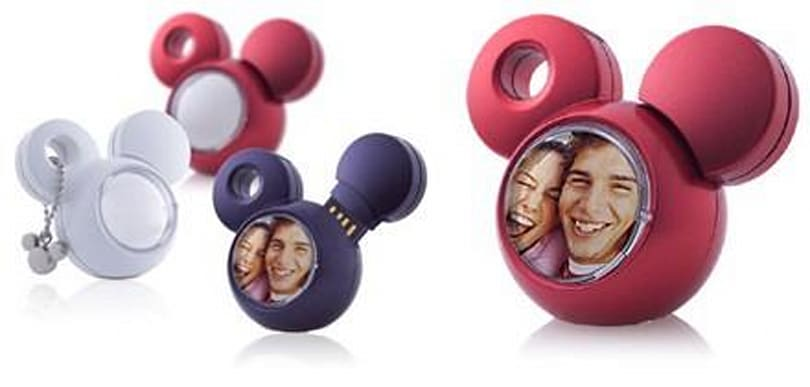 A-DATA's latest flash drive puts your face under Mickey's ears