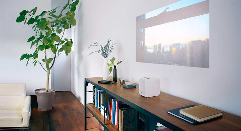 Sony's designer product series lands in the US, courtesy of MoMA