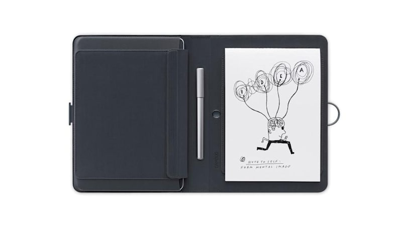 Wacom's Bamboo Spark offers another option for digitizing scribbles