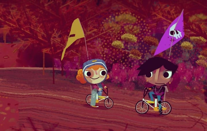 Adorable co-op adventure 'Knights and Bikes' is coming to Switch