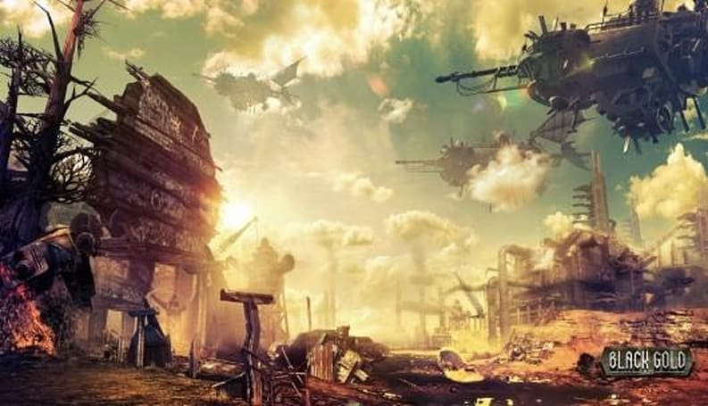 E3 2013: Hands-on with steampunkish Black Gold