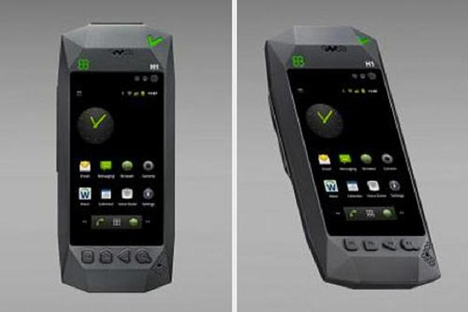 Elektrobit's Specialized Device Platform tailors Android devices for security-minded markets, won't hem pants