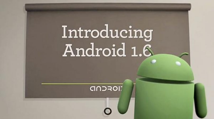 Android 1.6 SDK released, coming to devices 'as early as October'