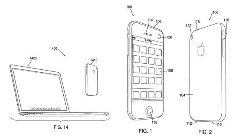 Apple applies for 'digital handshake' patent powered by invisible ink