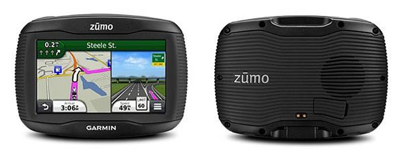 Garmin outs motorcycle-centric zumo 350LM