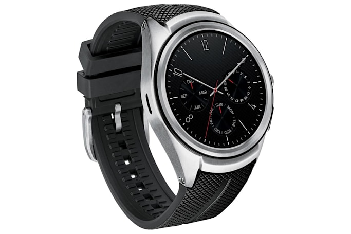 LG's Watch Urbane 2nd Edition LTE returns to AT&T